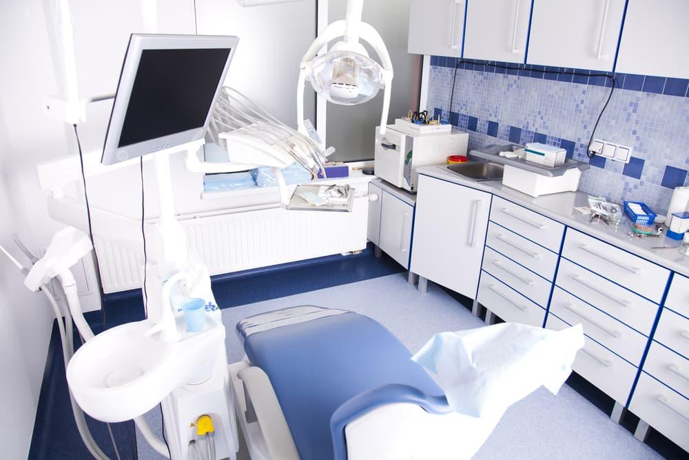 Pe scaunul dentistului